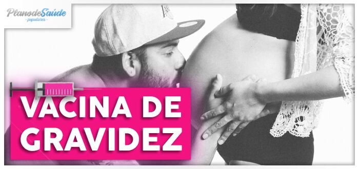 Vacina na gravidez