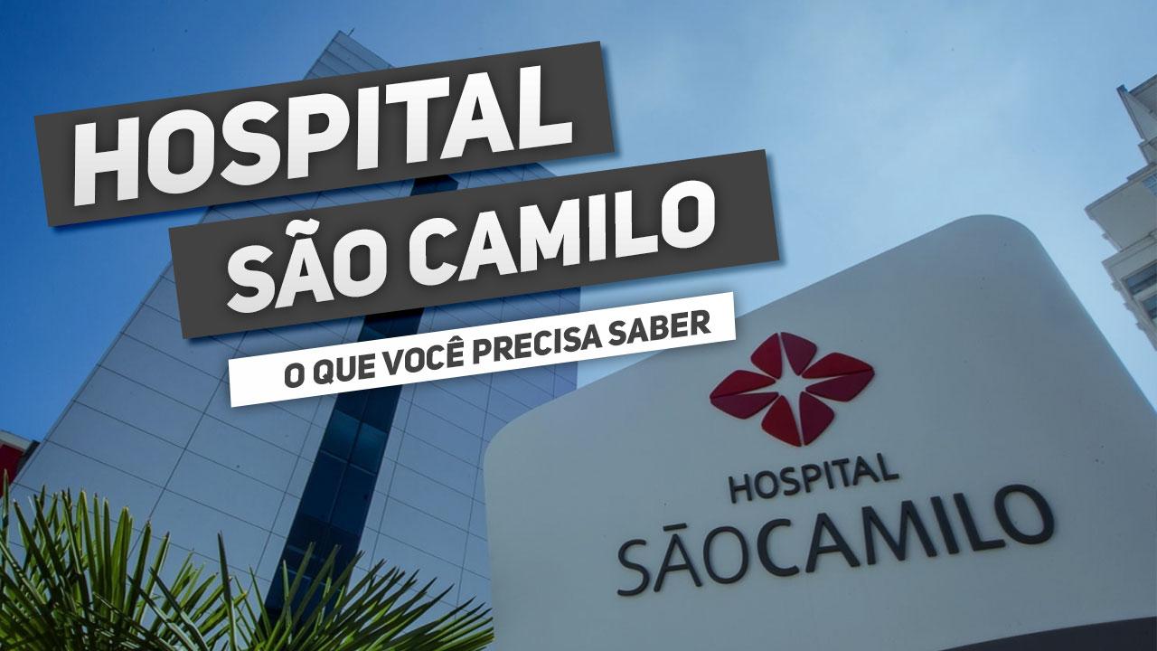 Fachada do Hospital São Camilo