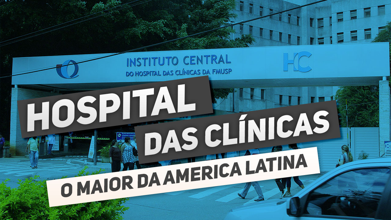 Fachada hospital das clínicas